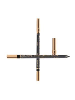 قلم كحل محدد للعين لون اسود من قزاز