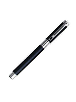 قلم وترمان بريسبكتف  فلوماستر   (رولر بول ) أسود حواف كروم