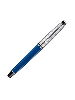 قلم فلوماستر ووتر مان اكسبرت   ازرق  * كليب فضى