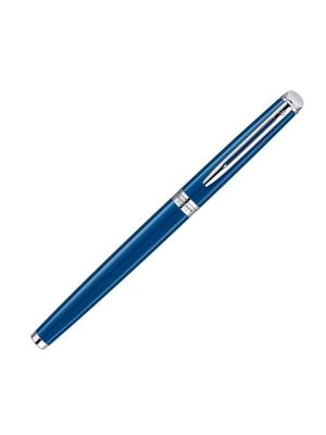 قلم فلوماستر ووتر مان هيموسفير  ازرق  رولر * فضى