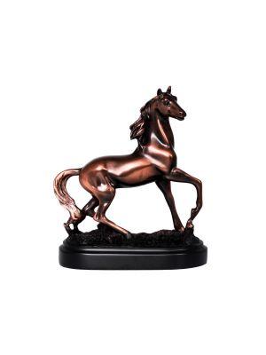 تحفه  حصان صغير   ريزن عرض 18سم  *  18  سم  ارتفاع