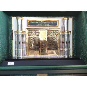 مجسم واجهه   قبر الرسول  الكريم  بالمدينه